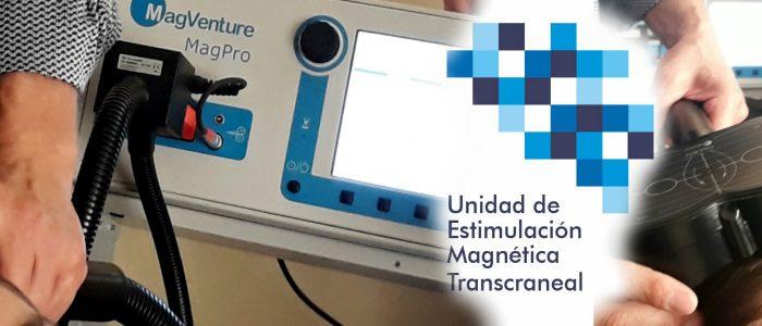 unidad estimulacion magnetica